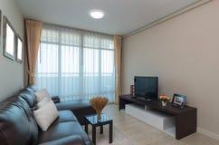 Luxury Interior living room architecture Royalty Free Stock Photos