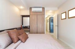 Luxury Interior luxury modern bedroom Stock Images