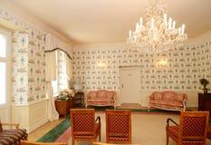 Luxury interior royalty free stock photography