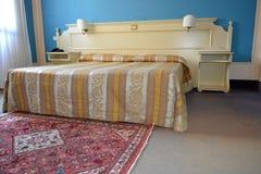 Luxury Italian style hotel room Royalty Free Stock Photo
