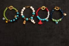Luxury jewelery concept Royalty Free Stock Photography