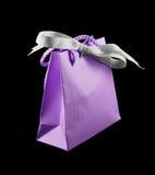 Luxury jewelry Gift bag Stock Photography
