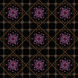 Luxury Jewels Ornament Pattern Stock Image