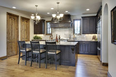 Luxury Kitchen Stock Image