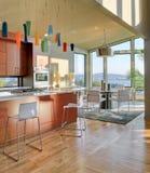 Luxury Kitchen Royalty Free Stock Photo