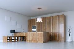Luxury Kitchen Cabinet Royalty Free Stock Photo
