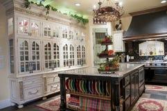 Luxury kitchen Royalty Free Stock Images