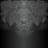 Luxury lace background Stock Photo