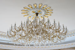 Luxury lamp Royalty Free Stock Images