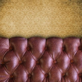 Luxury leather stock illustration