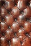 Luxury leather Stock Photo