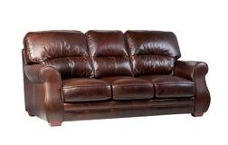 Luxury leather sofa 2 Royalty Free Stock Image