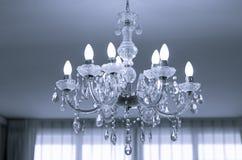 Luxury lighting decoration Royalty Free Stock Images