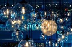 Luxury lighting decoration Stock Image