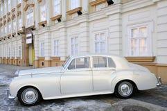 Luxury limousine Royalty Free Stock Photos