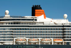 Luxury Liner - Details Royalty Free Stock Photos