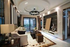 Luxury living room Stock Photos