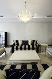 Luxury living room Royalty Free Stock Photo