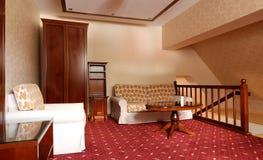 Luxury livingroom Royalty Free Stock Photos