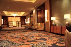 Luxury lobby Stock Photos