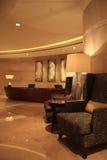 Luxury lobby Royalty Free Stock Photography