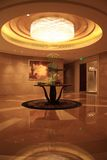 Luxury lobby Royalty Free Stock Images