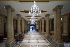 Luxury lobby Stock Image