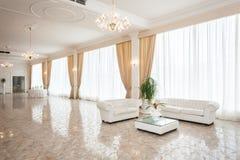 Luxury lounge Stock Photography