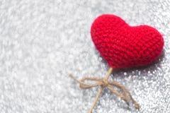 Luxury love heart Stock Images