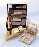 Luxury make up Stock Image