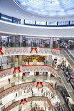 Luxury mall interior Stock Photo