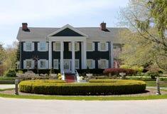 Luxury mansion Royalty Free Stock Photos