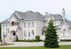 Luxury Mansion Royalty Free Stock Image