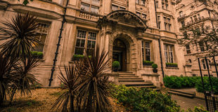 Luxury Mansion House in London Royalty Free Stock Image