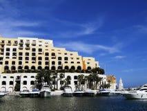 Luxury Marina Royalty Free Stock Photos