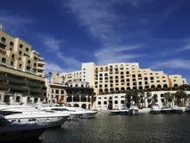 Luxury Marina Royalty Free Stock Photo