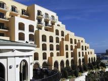 Luxury Marina Apartments Stock Photos