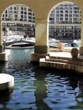 Luxury Marina & Spa Royalty Free Stock Photos