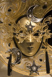 Luxury mask from venice carnival Royalty Free Stock Photo