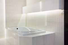 Luxury Master Bath Stock Photos
