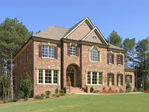 Luxury McMansion 2 Stock Images