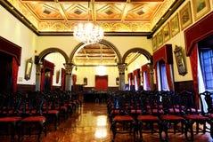 Luxury meeting hall Stock Photos