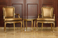 Luxury meeting point Royalty Free Stock Images