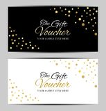 Luxury Members, Gift Card Template For Your Business Vector Illustration Stock Photo