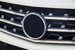 Luxury mercedes Royalty Free Stock Photography