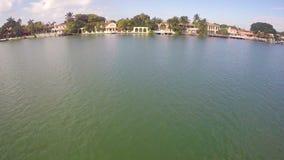 Luxury Miami Beach homes Royalty Free Stock Photo