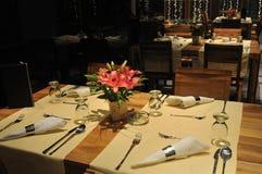 Free Luxury Modern Indoor Restaurant Royalty Free Stock Photos - 7681908