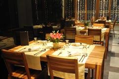Free Luxury Modern Indoor Restaurant Royalty Free Stock Photography - 7681987