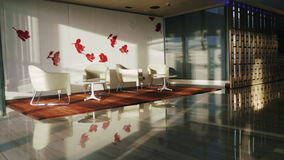 Luxury Modern Interior stock video
