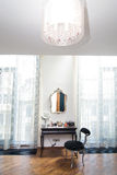 Luxury modern interior royalty free stock image